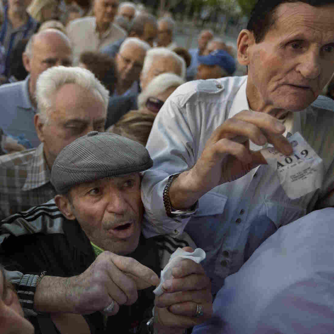 Historic Vote May Determine Whether Greece Remains In The Eurozone