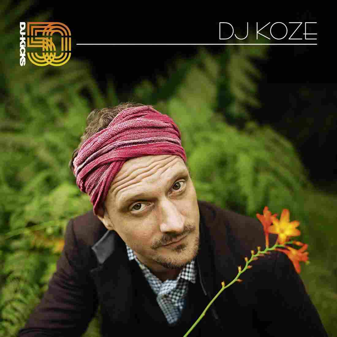 The DJ-Kicks mix by DJ Koze