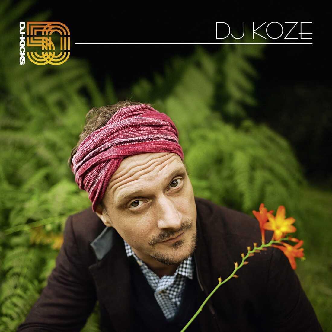 The DJ-Kicks mix by DJ Koze