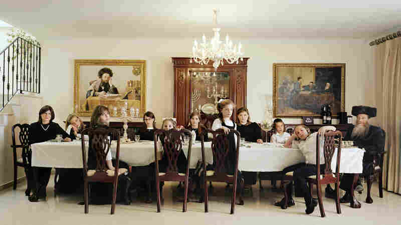 The Weinfeld Family, 2009. Photographer Frederic Brenner, who took this photo, was the creator of This Place, an exhibit that features the work of 12 internationally acclaimed photographers in Israel and the West Bank.
