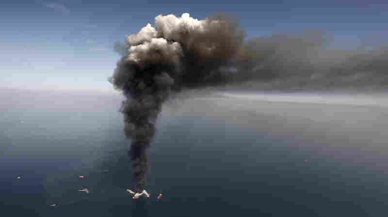 BP To Pay $18.7 Billion To Settle Gulf Coast Oil Spill Claims
