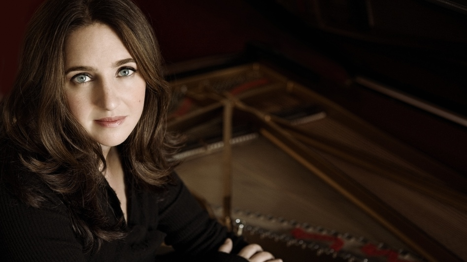 Dinnerstein's performance in Cuba followed the release of Broadway-Lafayette, an album of piano concertos. (Courtesy of the artist )