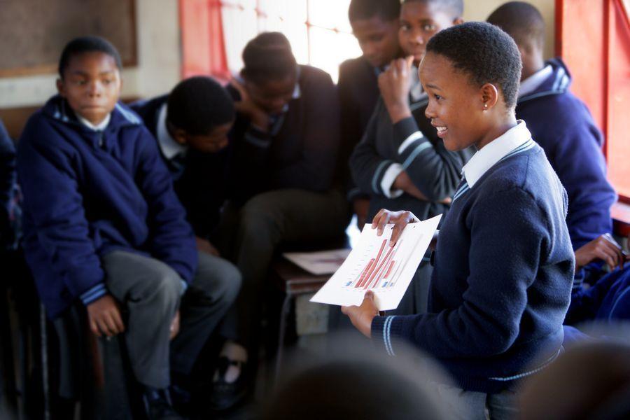 What Botswana's Teen Girls Learn In 'Sugar Daddy' Class