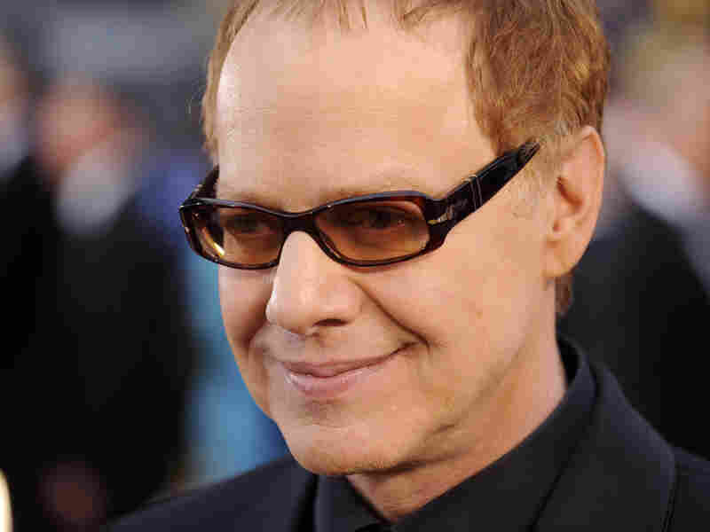 "The first time Tim Burton and Danny Elfman (pictured) collaborated was during the 1985 film Pee-Wee's Big Adventure. ""There was instant chemistry in terms of what we were into,"" Elfman says."