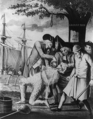 What Happened To British Loyalists After The Revolutionary War?