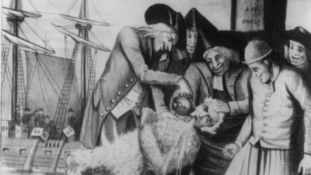 What Happened To British Loyalists After The Revolutionary War Npr