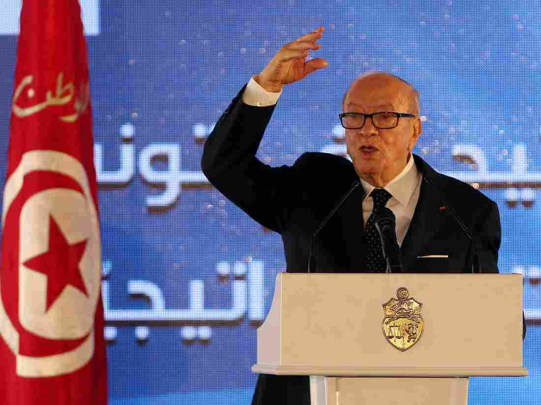 Week After Beach Attack, Tunisia Declares State Of Emergency