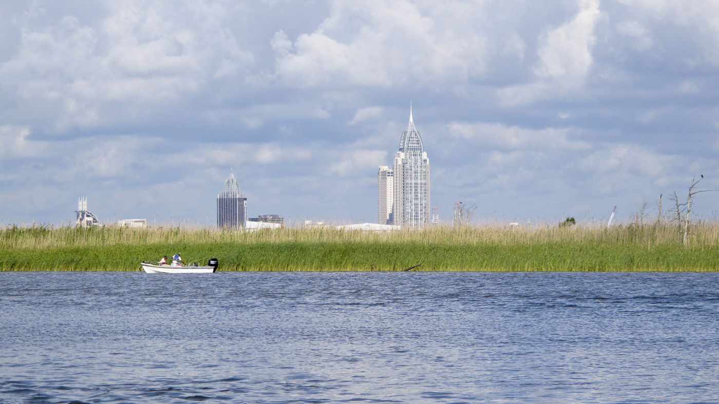 A Few Miles From Mobile, A Wealth Of History, Nature — And