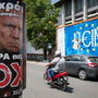 Early Results Point To Greek Thumbs-Down On Bailout Referendum