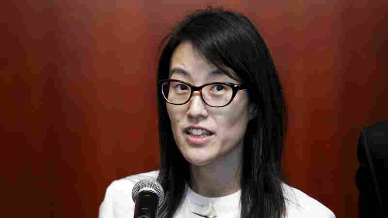 Ellen Pao, seen here in March, is the interim CEO of Reddit. The popular site has more than 160 million monthly visitors.
