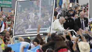 Pope Kicks Off Three-Nation Tour In Ecuador