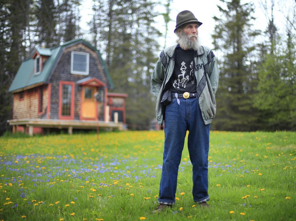 Burt Shavitz, who co-founded Burt's Bees, died Sunday in Bangor, Maine. (Robert F. Bukaty/AP)