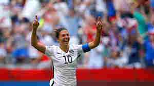 U.S. Women Win World Cup Final 5-2, After Spectacular Start