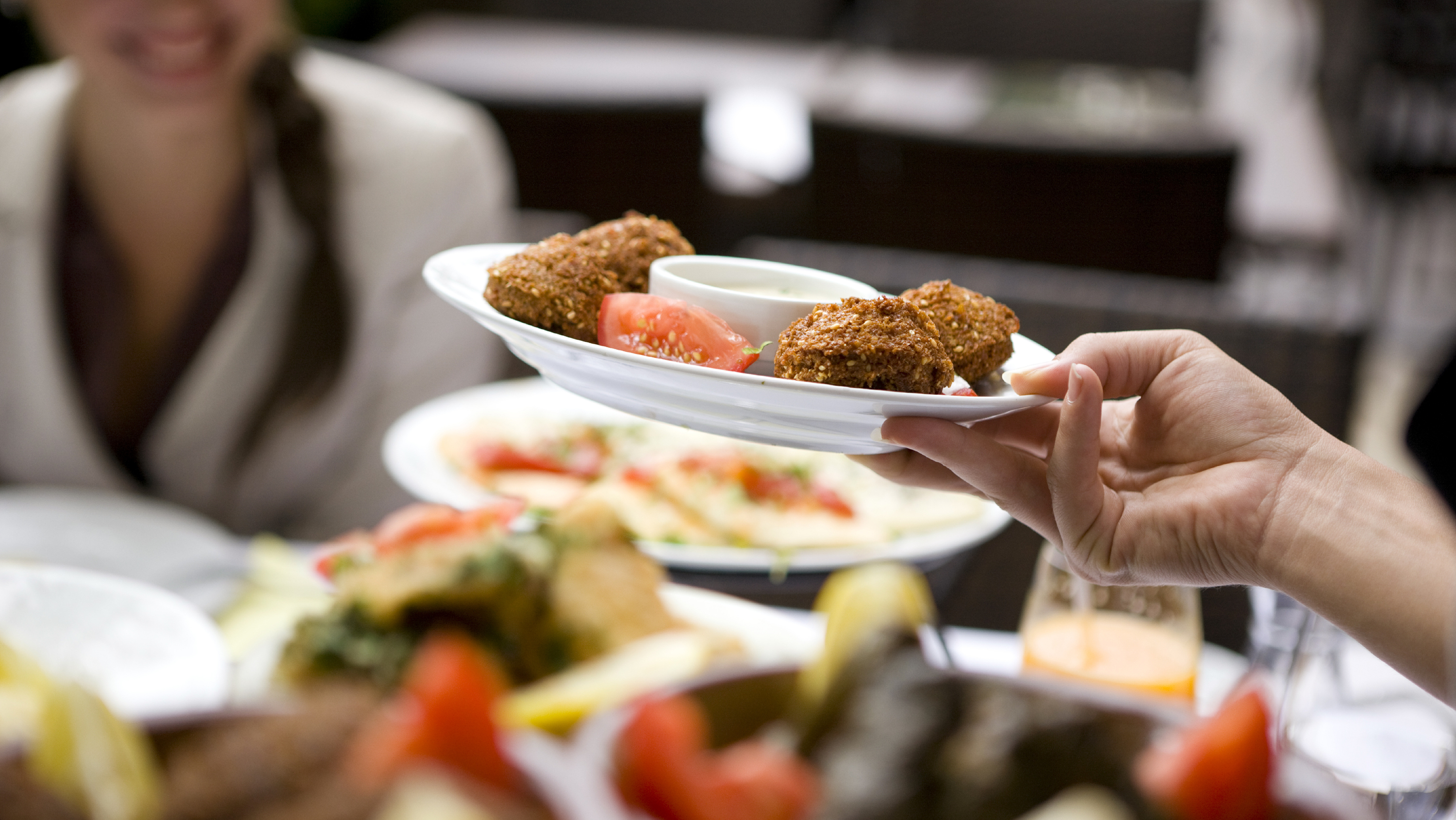 Why Sit-Down Meals May Be Just As Unhealthful As Fast Food