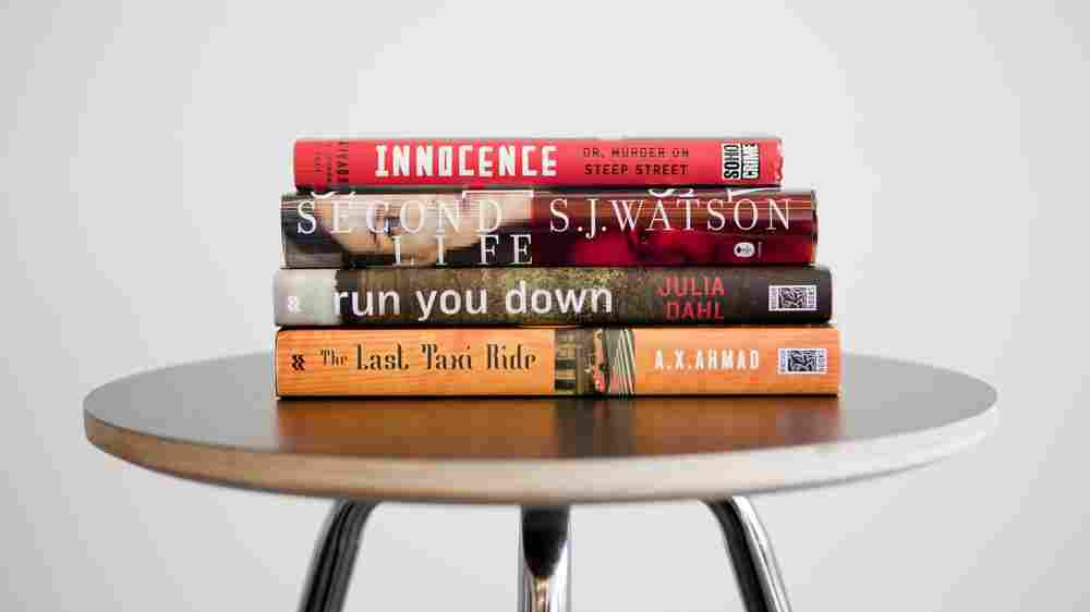 Dead-Cinch Thrillers: 4 Books To Get Your Heart Pounding