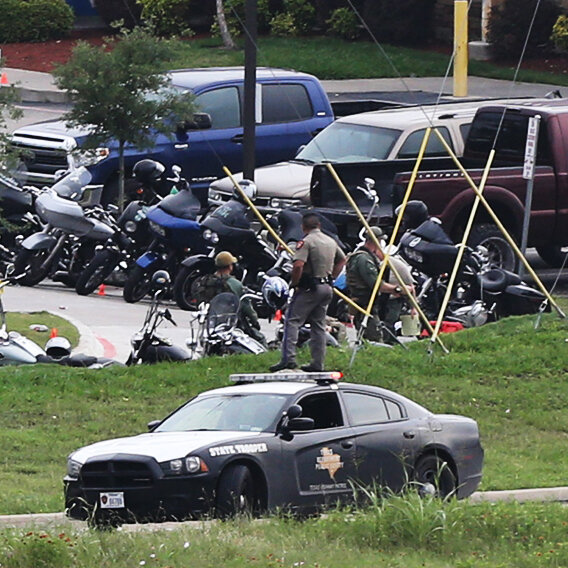 Waco Biker Shootout: All Charges Dropped In 2015 Melee That