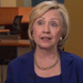 Clinton Blames 'The Right' For Trust Attacks