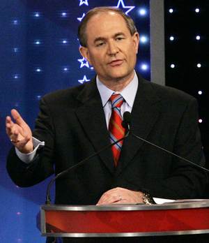 Gilmore briefly ran for president in the 2008 cycle and even appeared in early GOP presidential debates before withdrawing in July 2007 due to lack of funds and support.