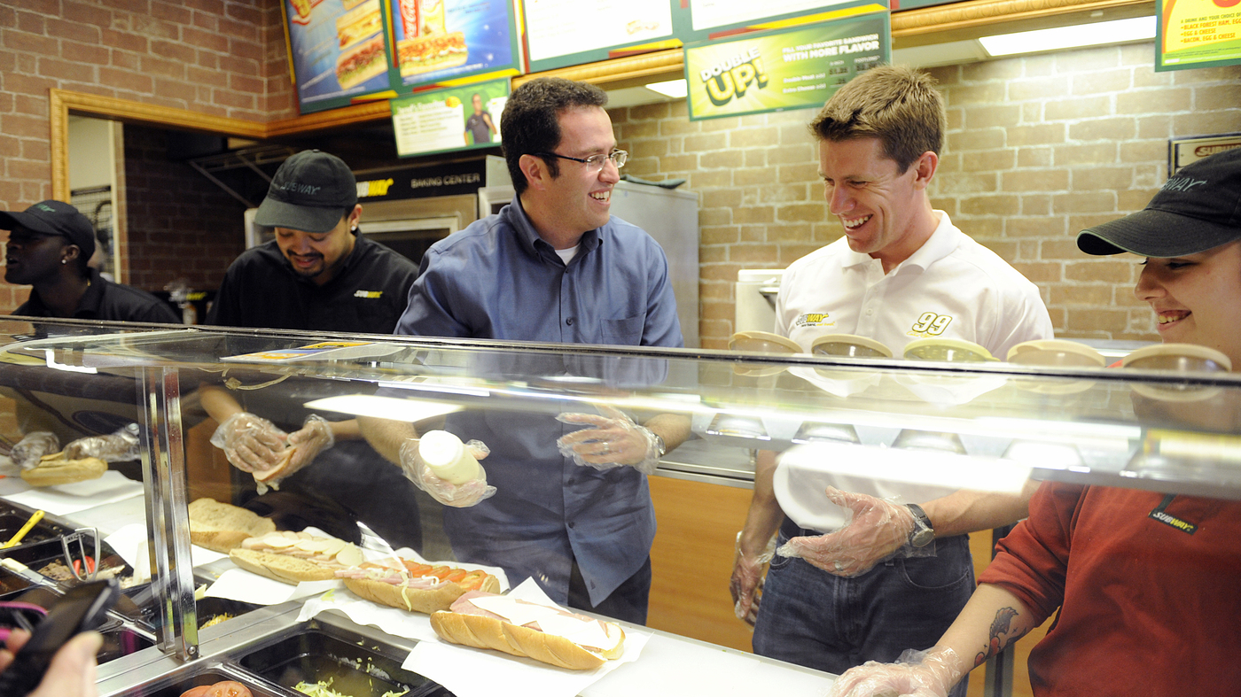 Na name all the fast food restaurants - Can Subway Freshen Up Its Image After Jared