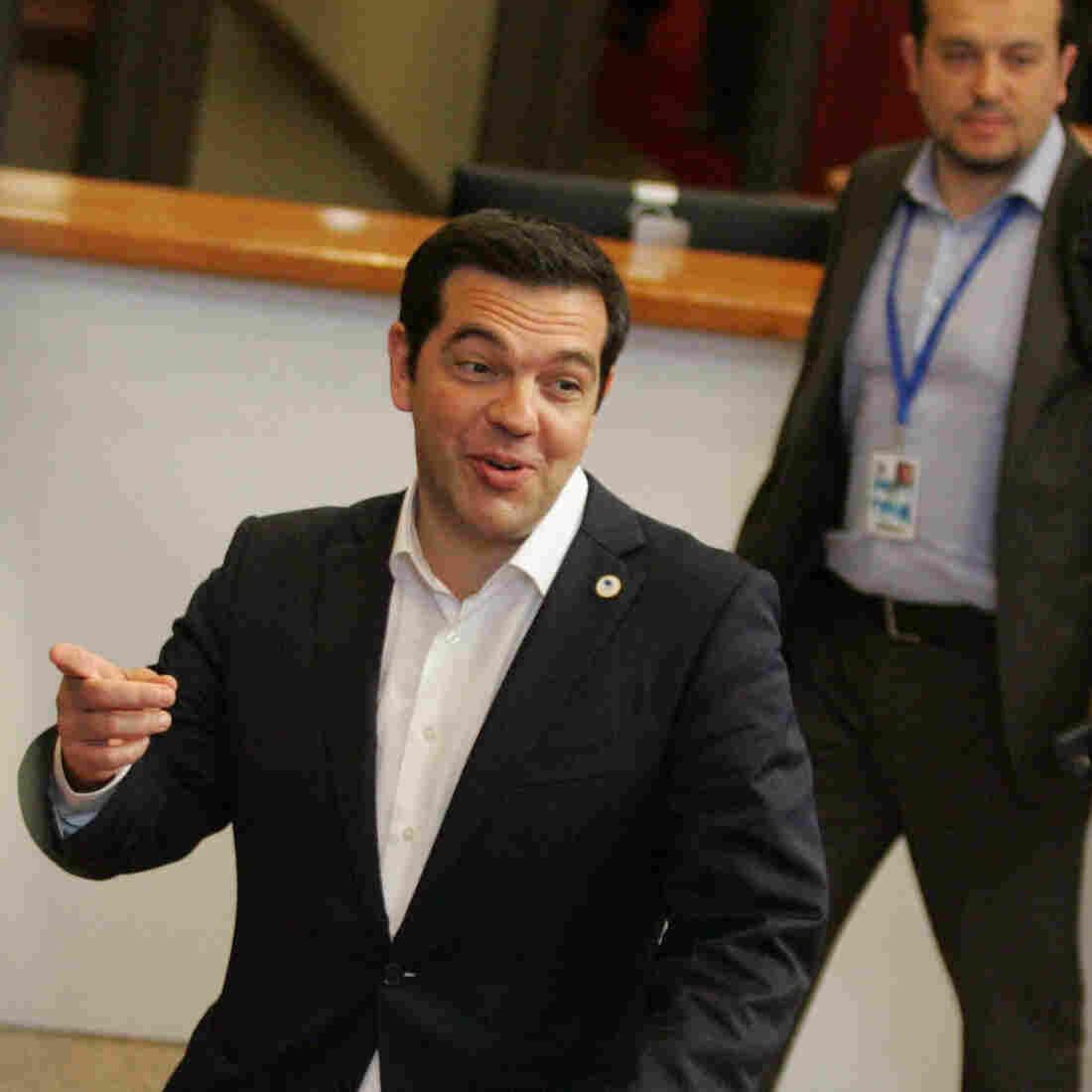 Greek Prime Minister Tells EU Leaders He Wants A United Europe