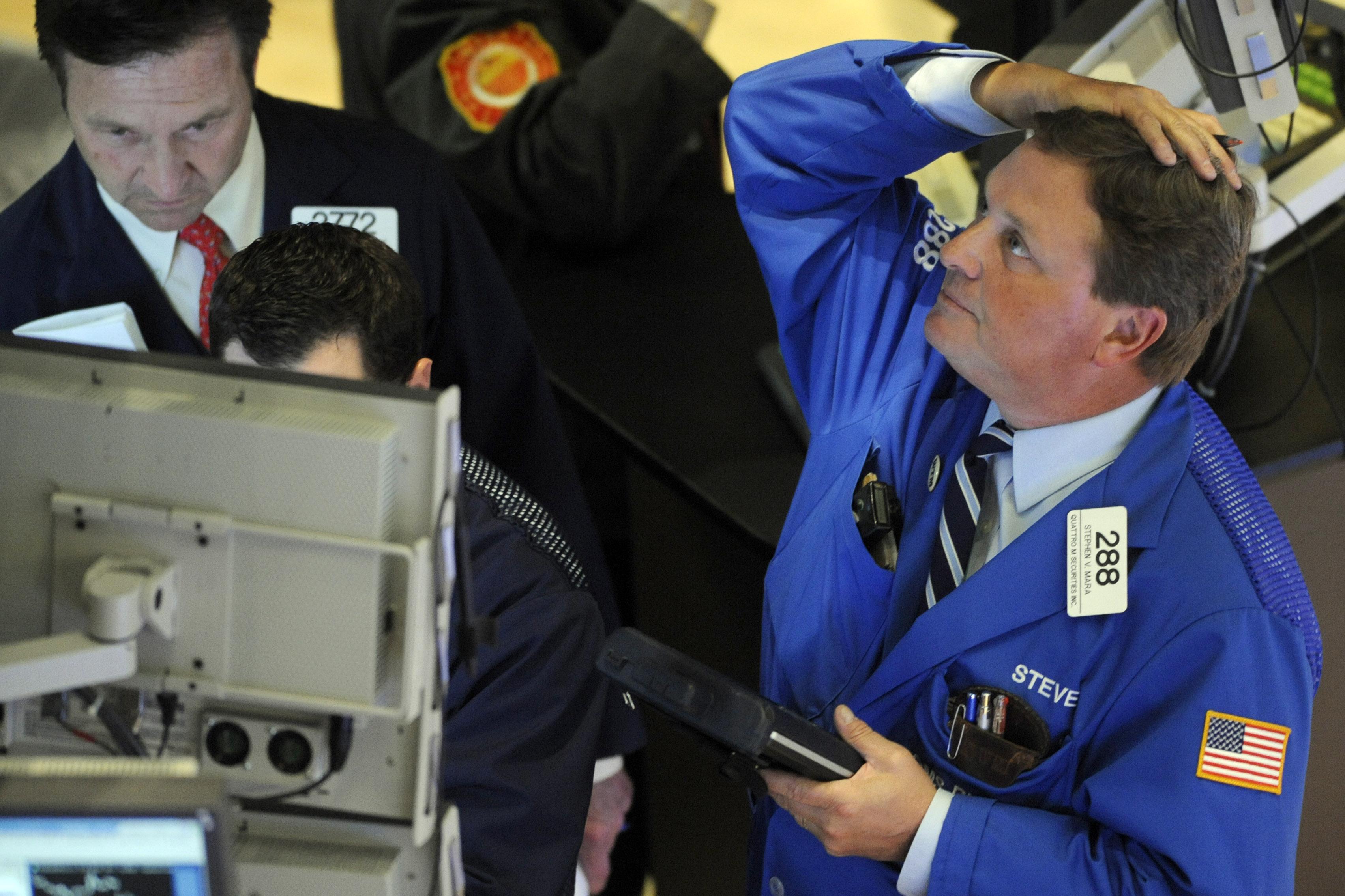 Goldman option trading error
