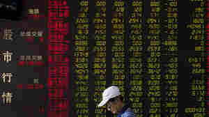 For A 3rd Straight Day, Chinese Markets Plunge