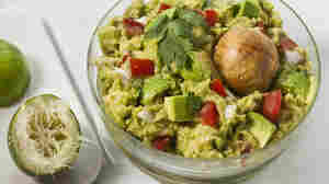 This is guacamole, the way we love it, not The New York Times recipe with fresh peas, about which the Twittersphere had something to say — a lot to say, actually.