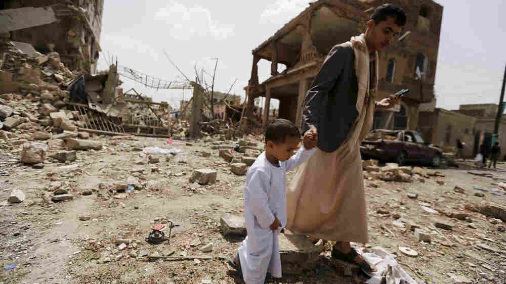 In Yemen, Agony Continues As Civilians 'Bear The Brunt'