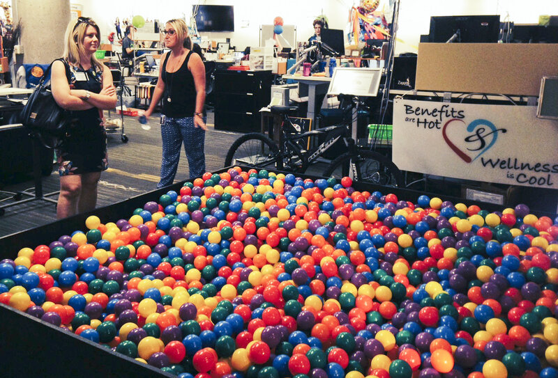 Zappos: A Workplace Where No One And Everyone Is The Boss : NPR