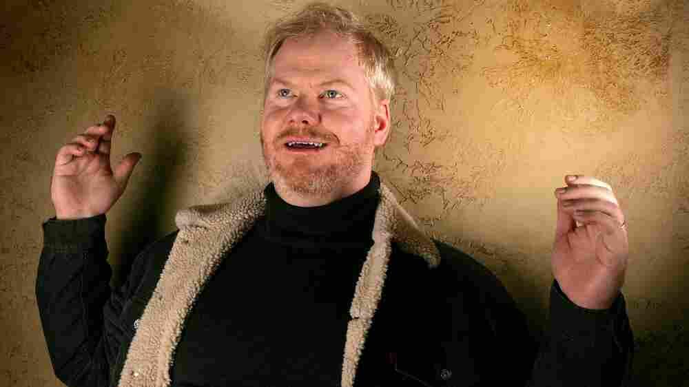 Actor Jim Gaffigan