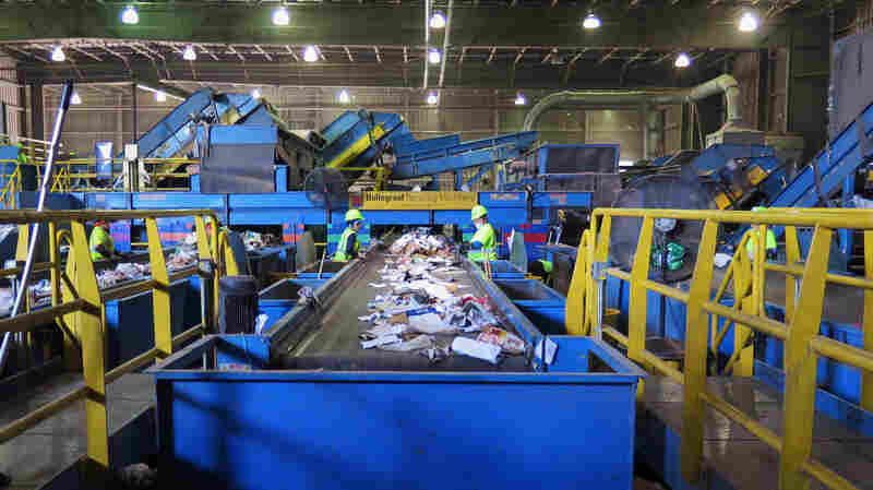 Reduce, Reuse, Remove The Cellophane: Recycling Demystified
