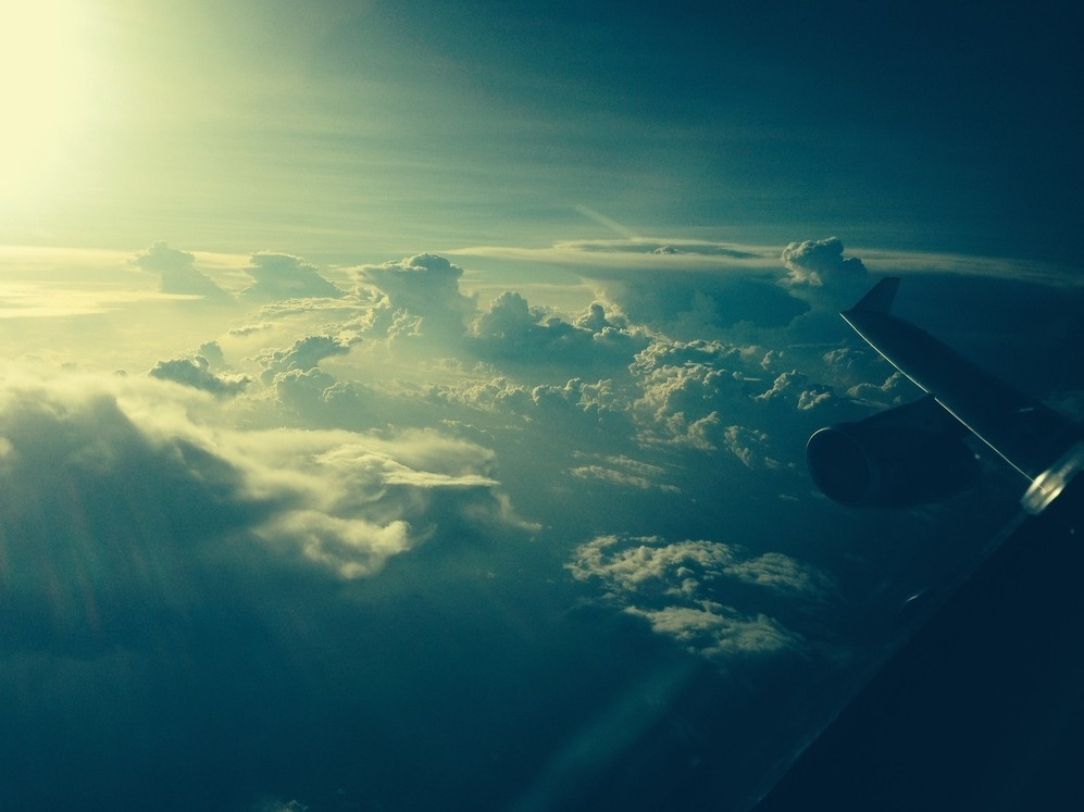 'Skyfaring': The Poetry And Science Of Air Travel