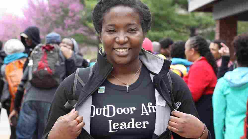 Outdoor Afro: Busting Stereotypes That Black People Don't Hike Or Camp