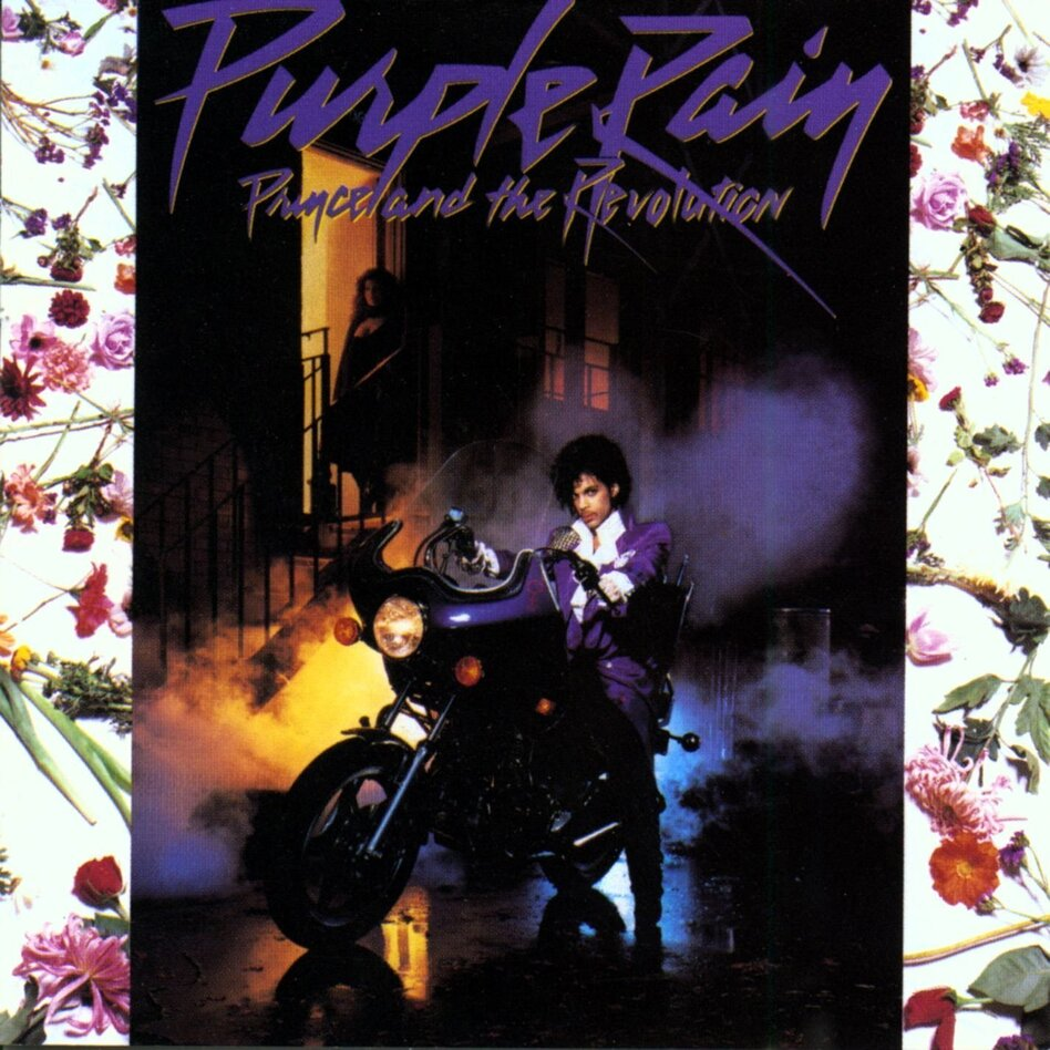 Prince & The Revolution's <em>Purple Rain</em>.