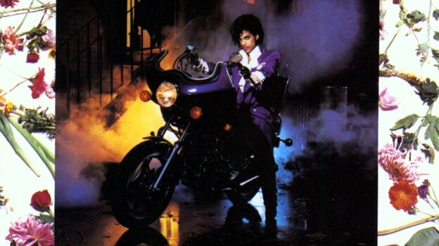 Prince & The Revolution's Purple Rain. (Amazon.co.uk)