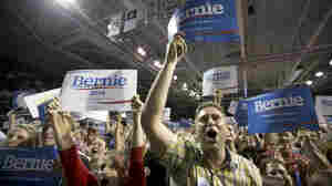 Kudos To Sanders, With A Wink To Clinton, Too
