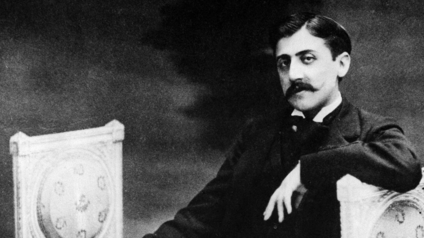 French, English, Comics: Proust On Memory, In Any Language