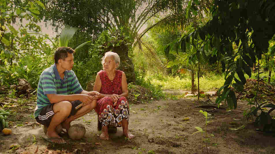 Opening Indonesia's Eyes In 'The Look Of Silence'