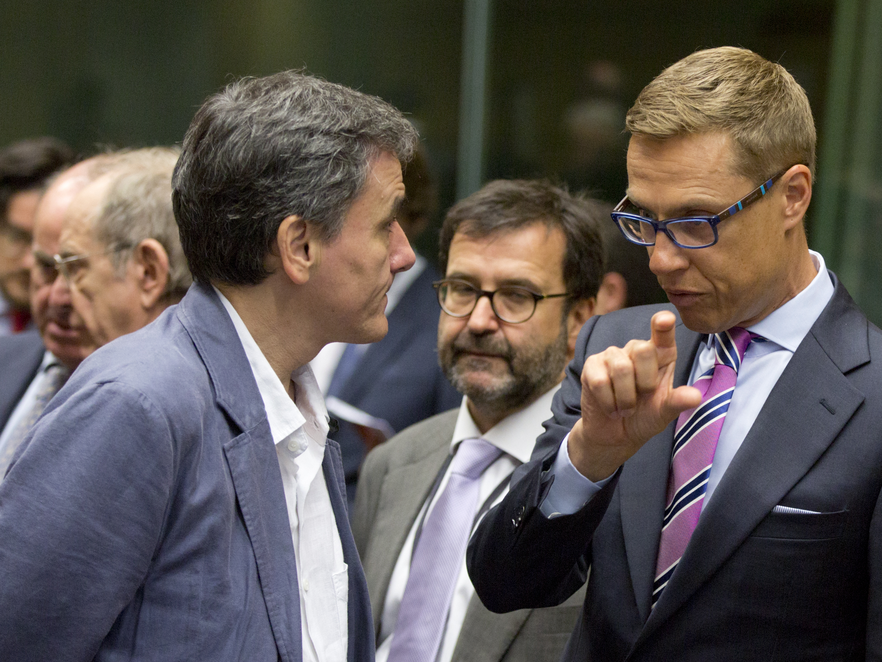 Europe Struggles To Pull Together New Greek Bailout Plan