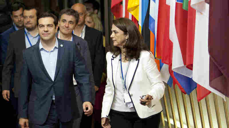 Greece, Eurozone Leaders Reach Agreement On A New Bailout