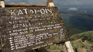 Ultramarathoner Finishes The Appalachian Trail In Record Time