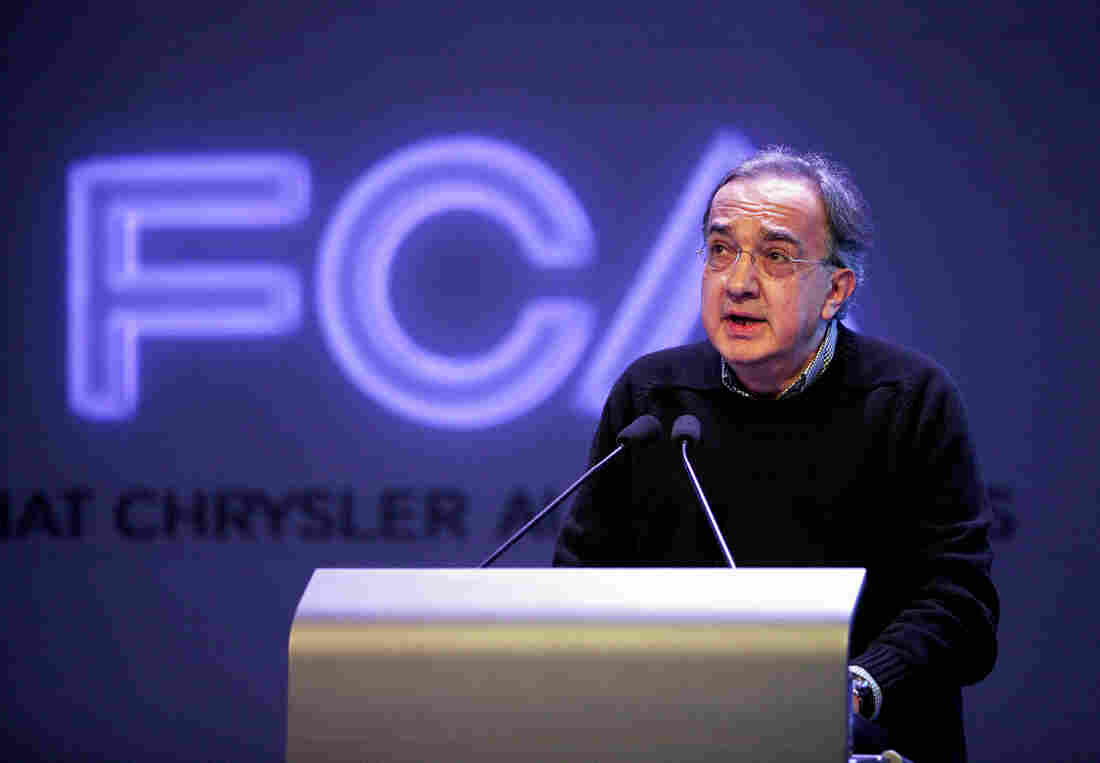 Fiat Chrysler Automobiles CEO Sergio Marchionne has asked his counterpart at General Motors to consider a merger.
