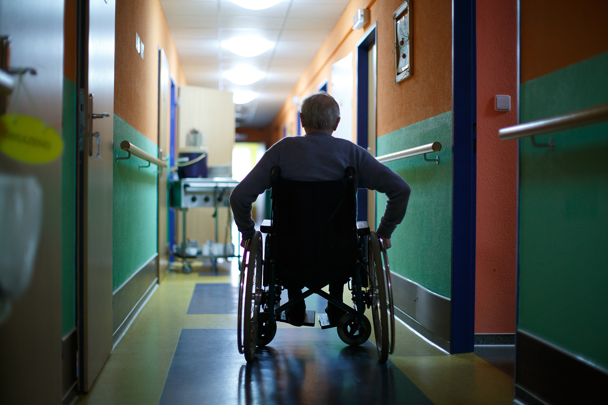 Administration Proposes Rules To Modernize Nursing Home Safety