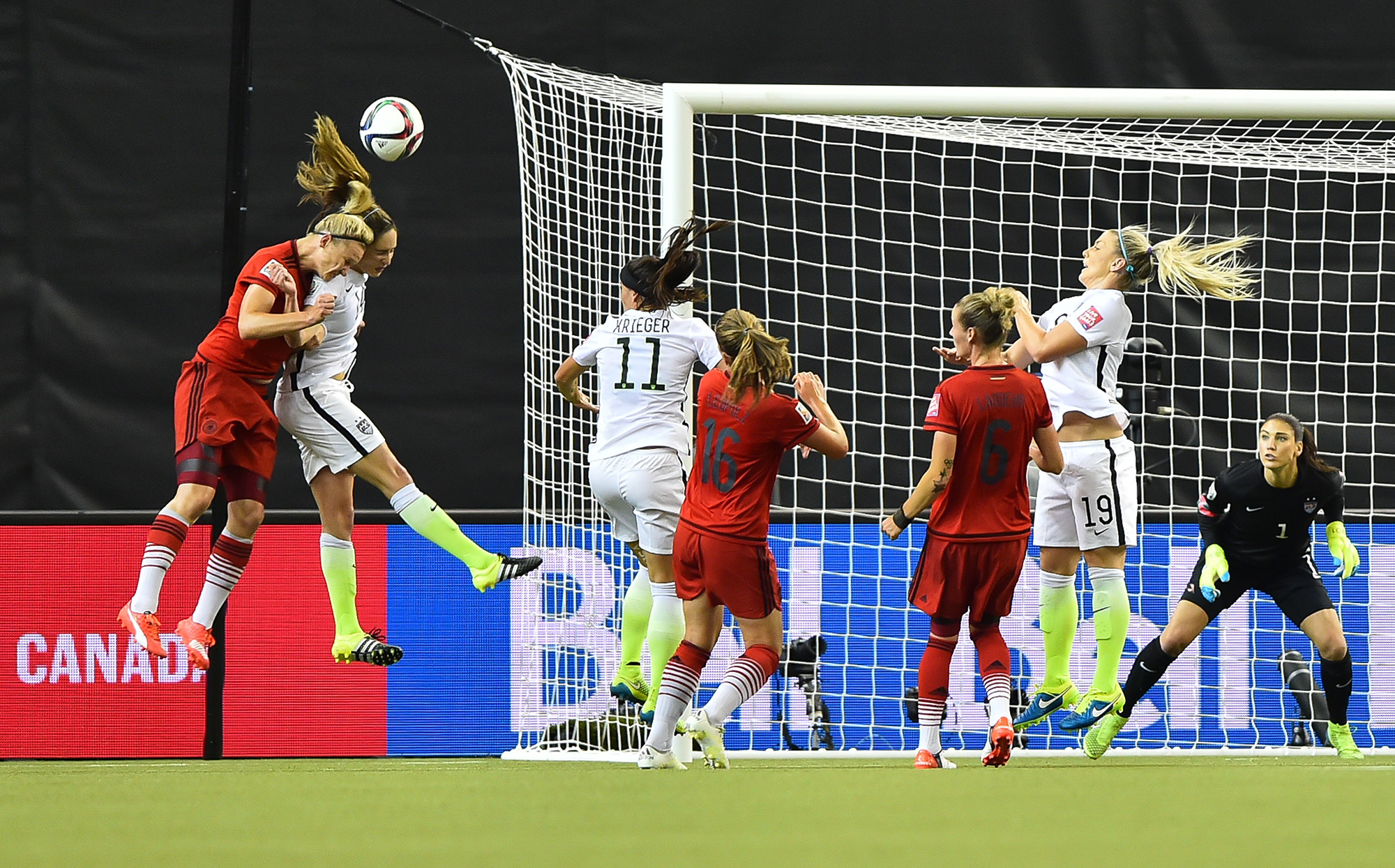 Would Banning Headers In Soccer Solve The Concussion Problem?