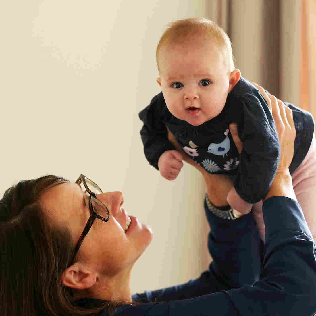 Lots Of Other Countries Mandate Paid Leave. Why Not The U.S.?