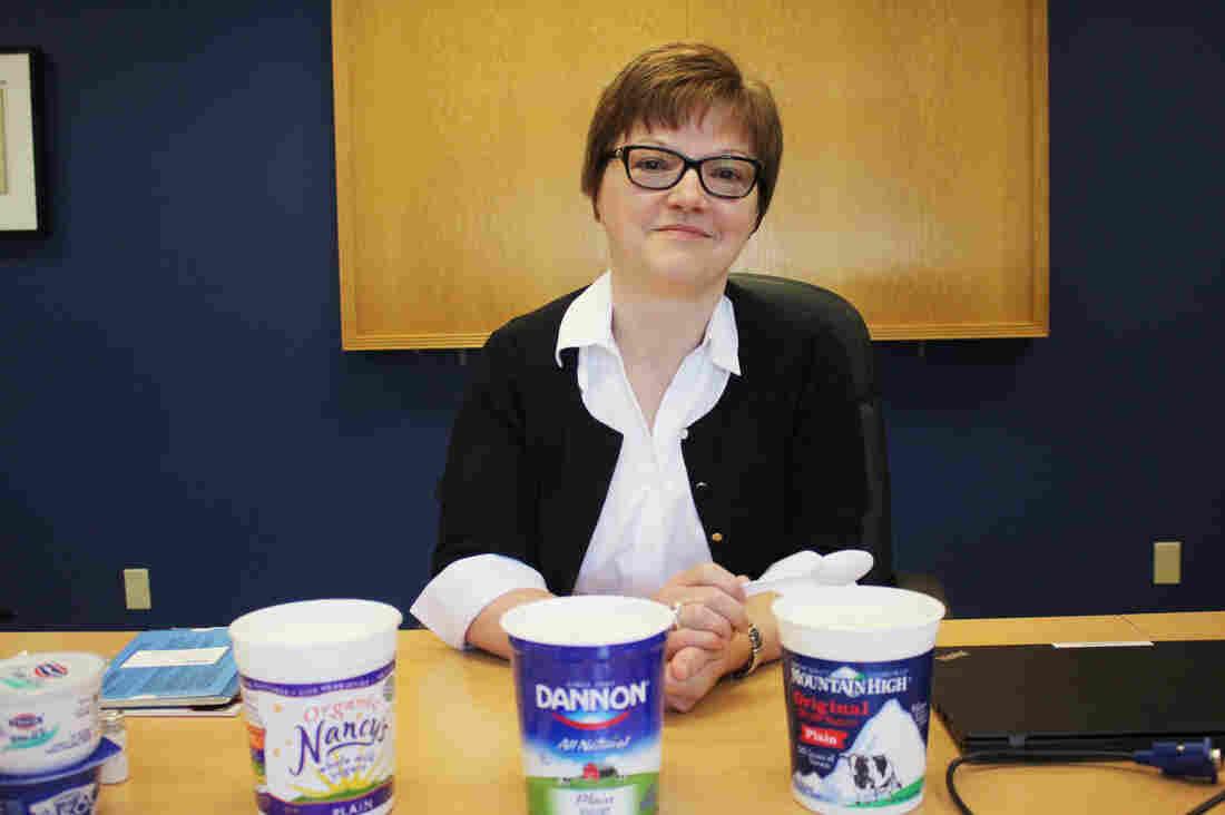 "Siggi Hilmarsson, founder of siggi's Icelandic-style yogurt, calls Mirjana Curic-Bawden at Christian Hansen ""the doyenne of cultures."""