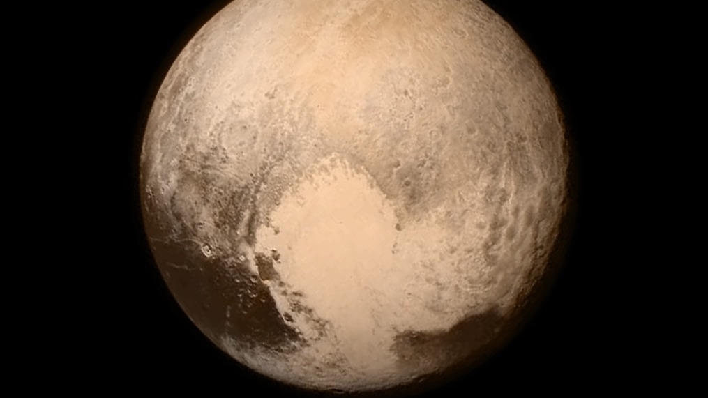 NASA Zooms In On Pluto, For Closest Views Yet