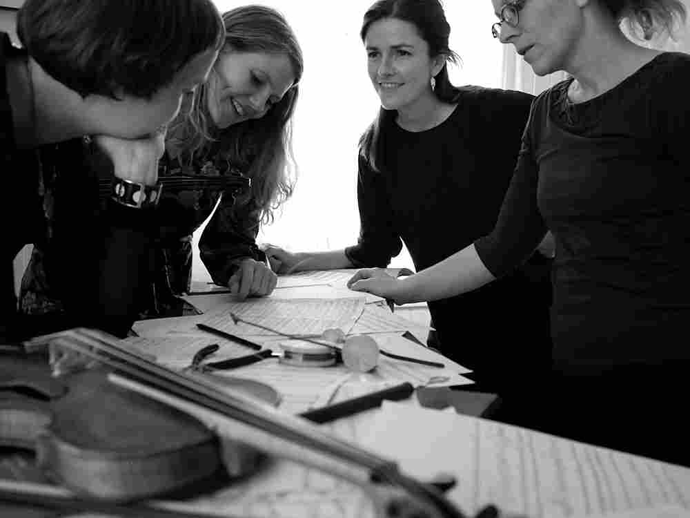 The Icelandic group Nordic Affect has commissioned new works for its forthcoming album, Clockworking.