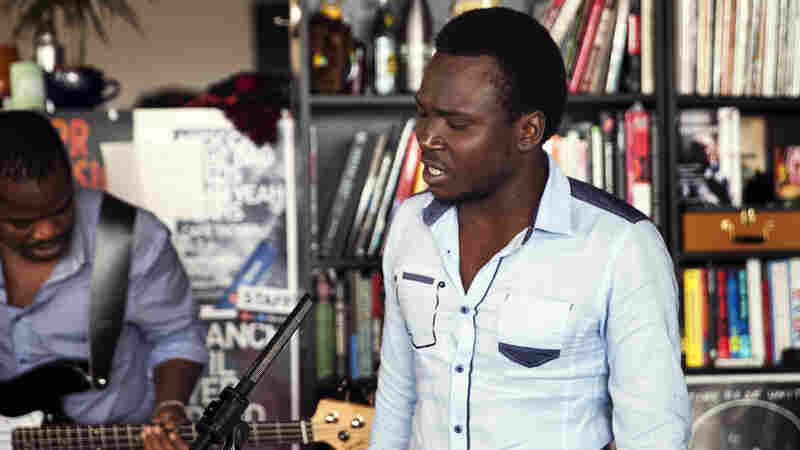 Songhoy Blues: Tiny Desk Concert