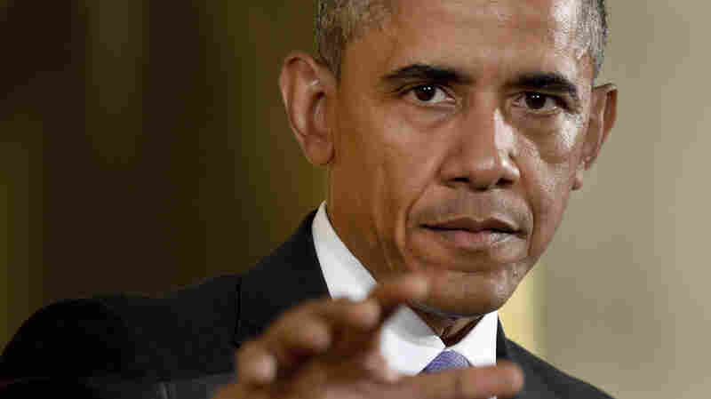 Obama Says Iran Nuclear Deal Meets U.S. National Security Interests